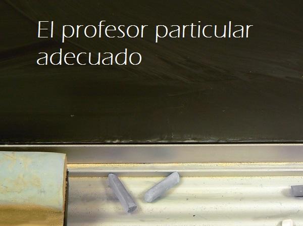 profesor particular