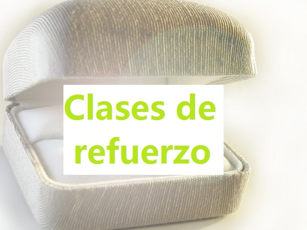 CLASES DE REFUERZO