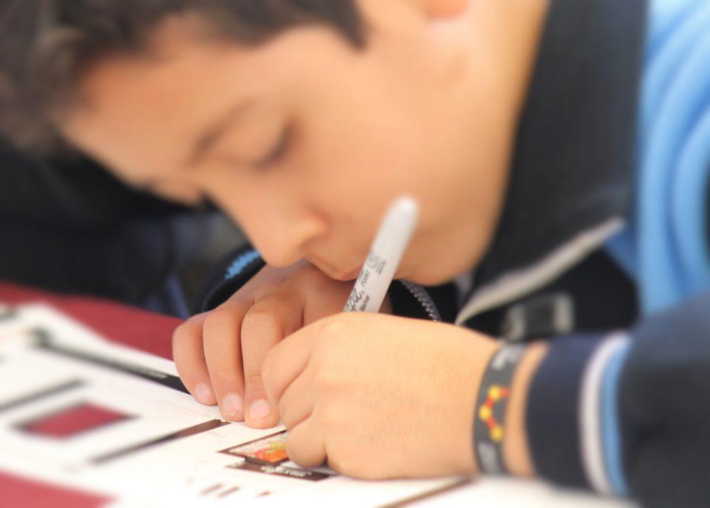 clases de caligrafía particulares