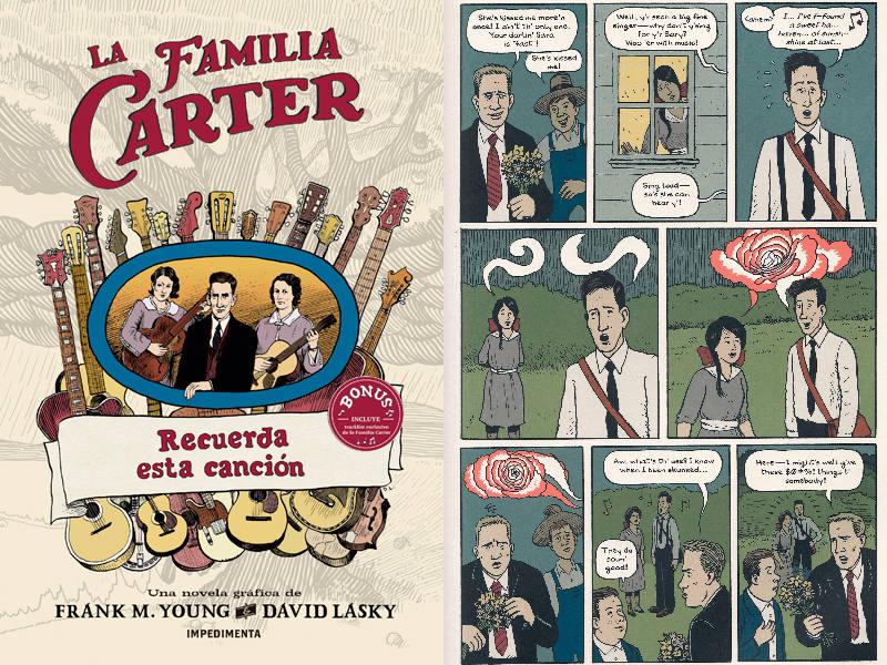 Libro La Familia Carter