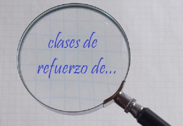 anuncio de clases como alumno
