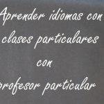 Clases de idiomas online: ¡Prueba a ser profesor de español!