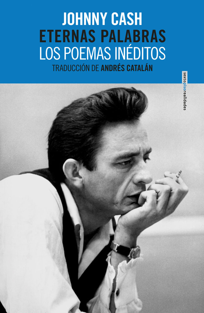 Libro Johnny Cash Eternas Palabras