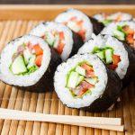 Sushi, una cuestión de química