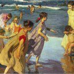 Sorolla: pintura y moda en Madrid