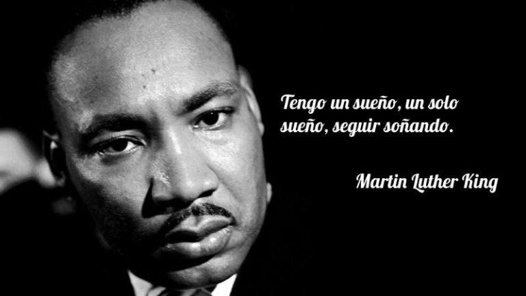 Tengo un sueño Martin Luther King