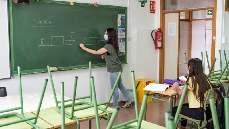 Vuelta a las aulas en la nueva normalidad