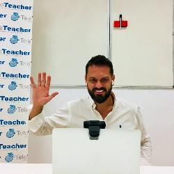 Profesor particular Tomás